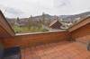 ...und westlich ausgerichtetem Balkon
