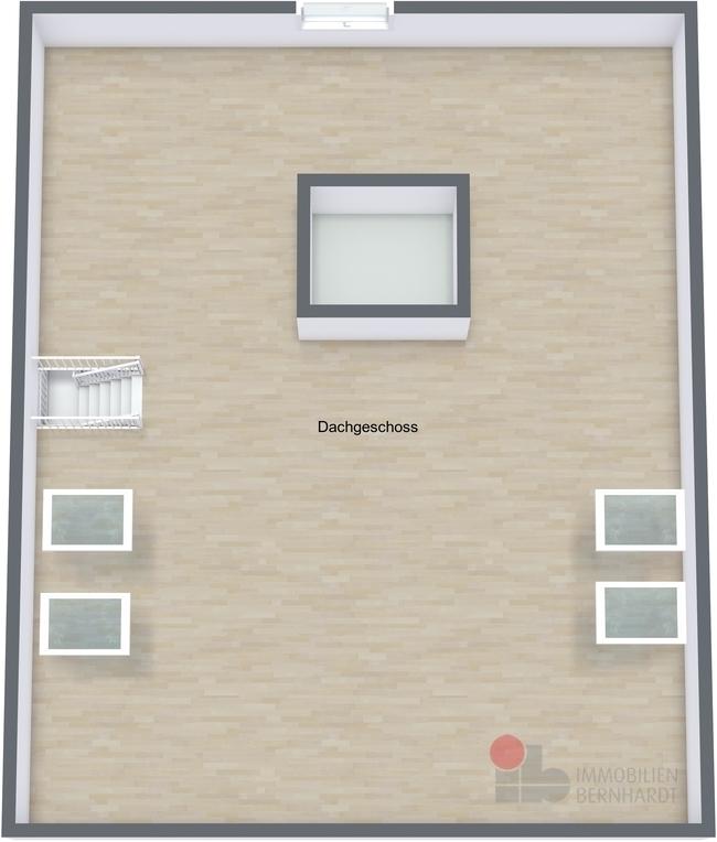 Grundriss-Dachgeschoss
