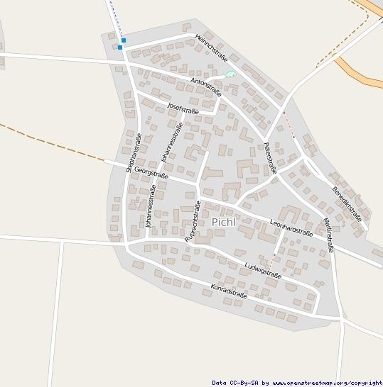 Lageplan - Pichl