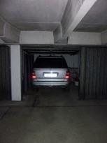 Teilansicht Garage