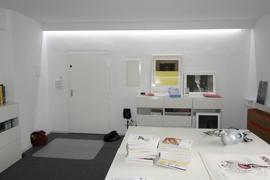Eingang / Teilansicht 2 Büro