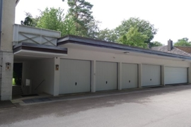 Einzel-Garage
