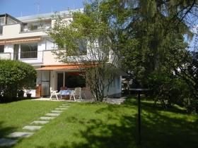 Terrasse / eigener Garten