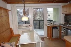 gemütliche Wohnküche inkl. EBK 13 qm