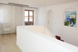 Galeriebereich (Blick vom Hauptschlafzimmer/Eltern)