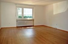 Zimmer mit neuem Boden