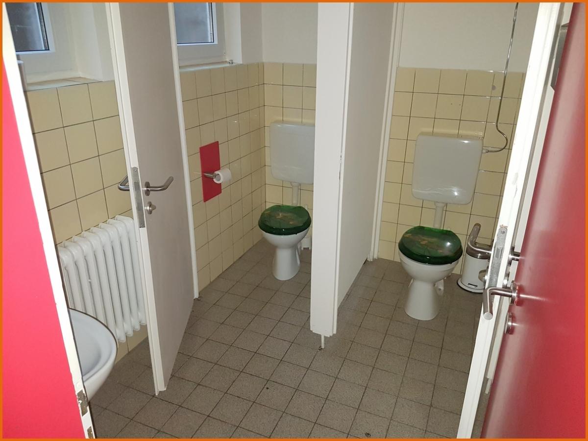 WC vom Gastronomiebereich