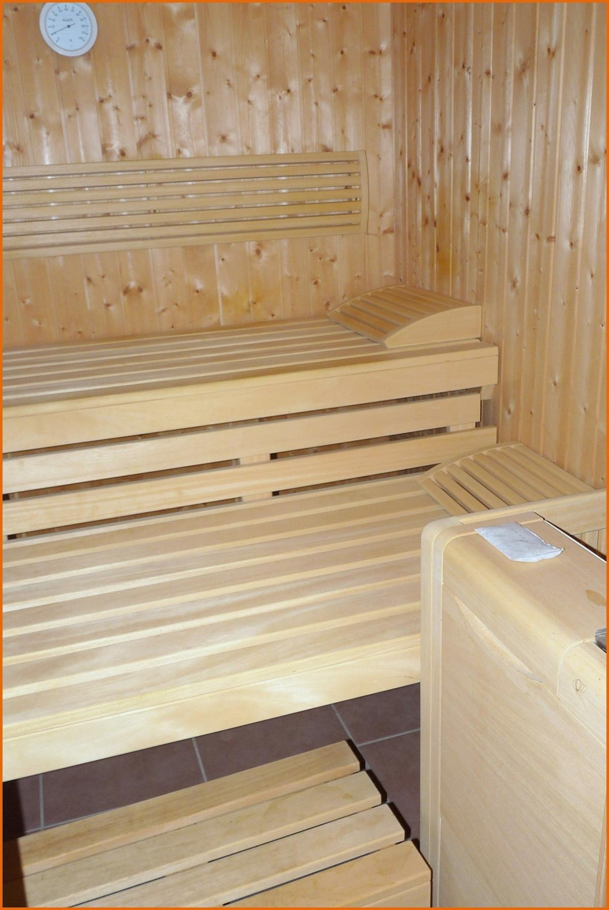 Sauna innen UG