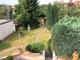Blick in den Garten v. Balkon
