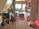 Wohn-Esszimmer u Küche