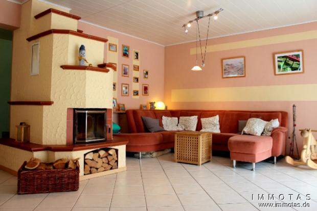 Wohnbereich im Wohnhaus 1