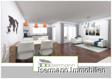 Schicke Neubauwohnung im Herzen von Bielefeld-Jöllenbeck