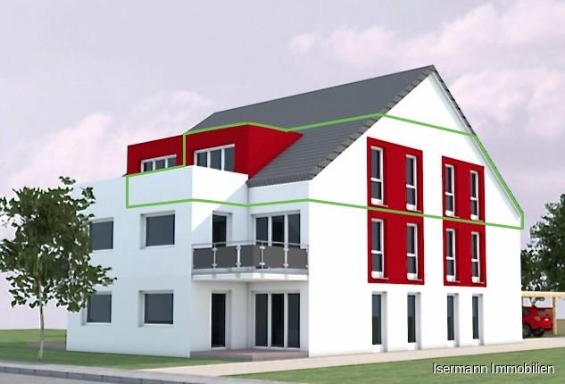 Wohnung 6 (grün umrandet)