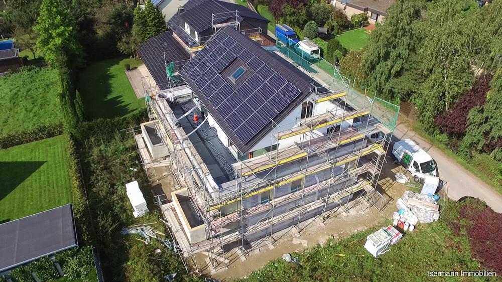 Die Fertigstellung des Neubaus erfolgt Ende 2017.