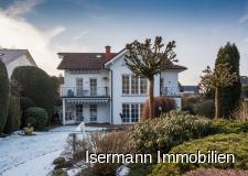 Repräsentatives Ein- bis Zweifamilienhaus für höchste Ansprüche in Steinhagen