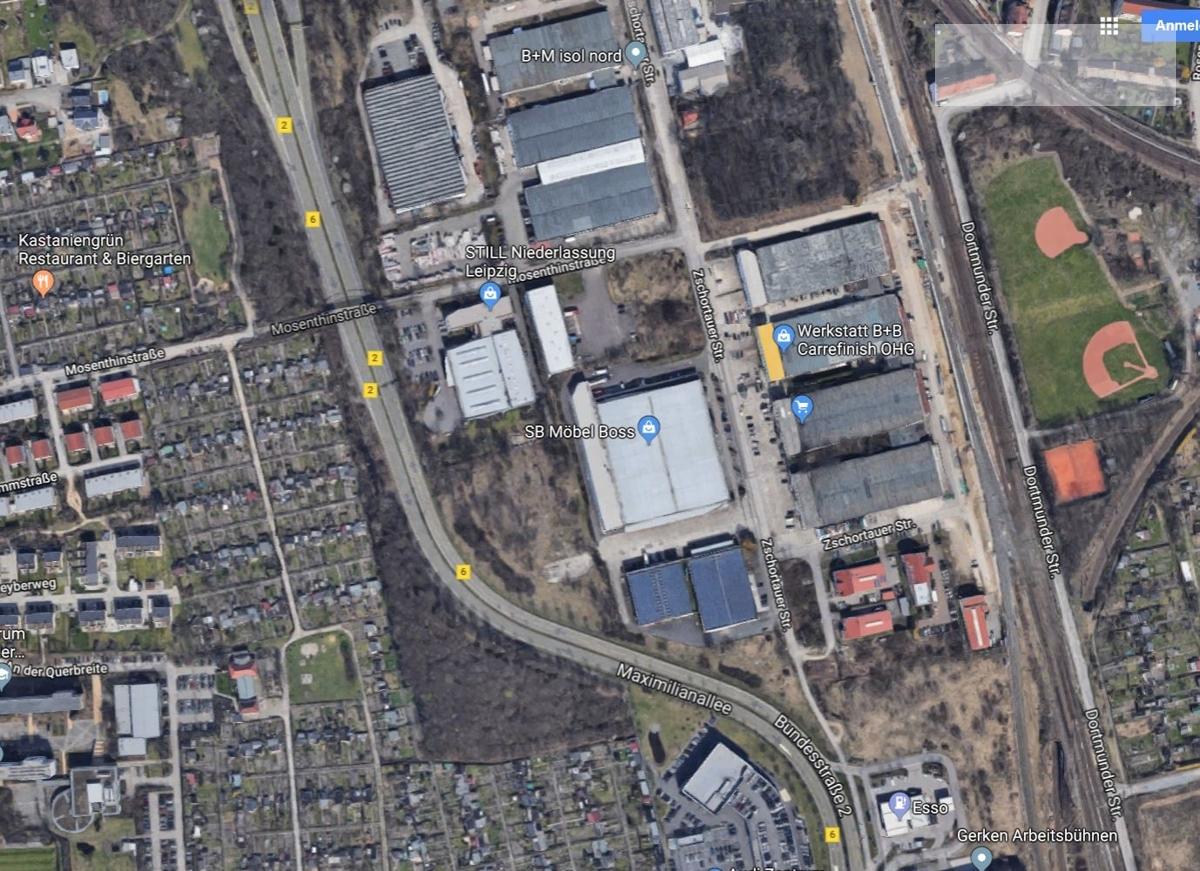 Luftbild Zschortauer_Straße