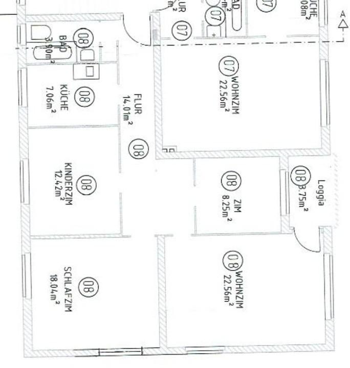 Wohnung Nr. 8