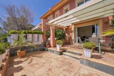 Terrasse Villa in Cas Catala Mallorca