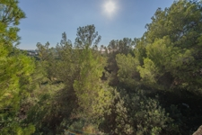 1 Sunny plot in Costa de la Calma with partial sea view