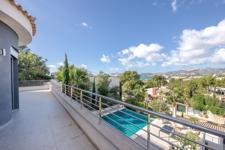1 Luxury villa with sea view in Santa Ponsa