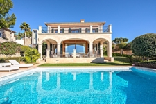 Meerblick Villa in Sol de Mallorca