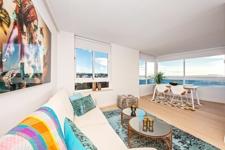 Illetas Wohnung mit Meerblick