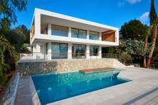 Meerblick Villa in Bendinat mit Pool zum Verkauf