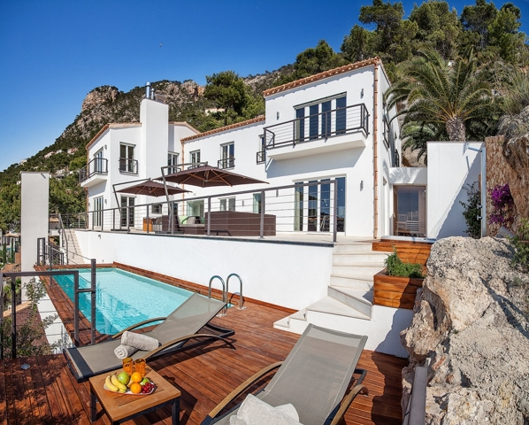 Luxus Villa in Port Andratx Mallorca