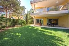 Garten Wohnung in Sol de Mallorca