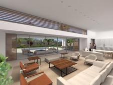 Wohnzimmer in Neubau Villa Sol de Mallorca