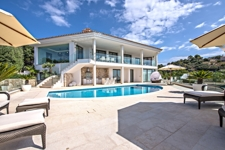 Traumhafte Villa mit privatem Pool und Meerblick Puerto de Andratx