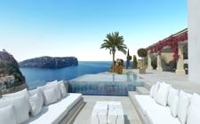 Traumhafte Meerblick Villa mit Jacuzzi und Lounge Area in Puerto de Andratx