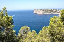 Grundstück mit Meerblick Mallorca Andratx