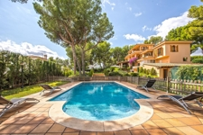 Privater Pool in Meerblick Immobilie Cas Catala