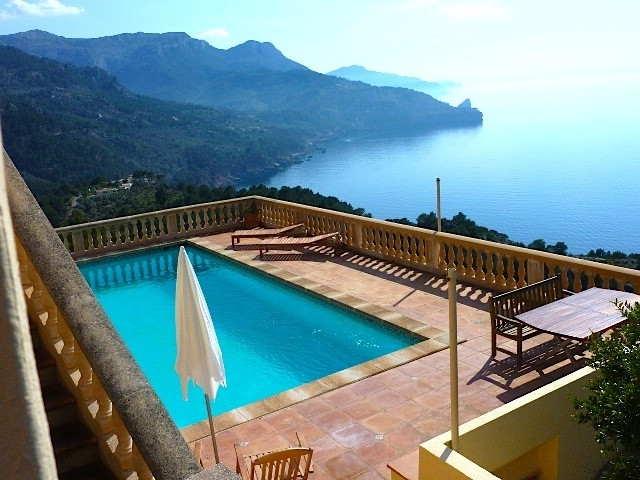 Along the Sierra Tramuntana coast  there are a handful of locations that can be  really  considered exceptional    On one of these locations is between Deiá and