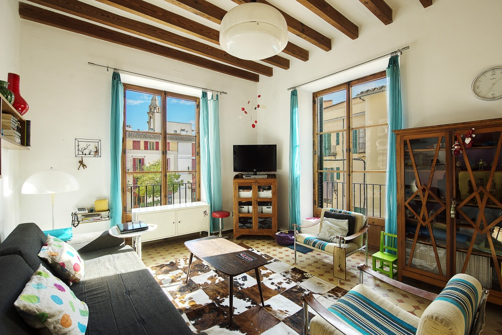 Apartment in  the old town of Palma de Mallorca