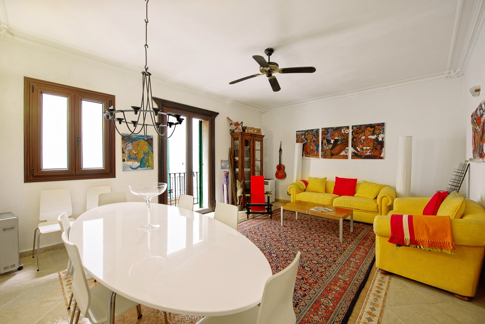 Nice apartment with roof terrace in La Lonja - Palma Old Town