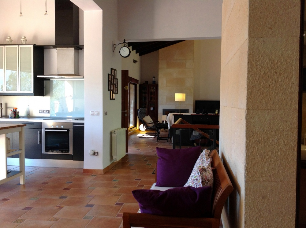 Detached house in Escorca