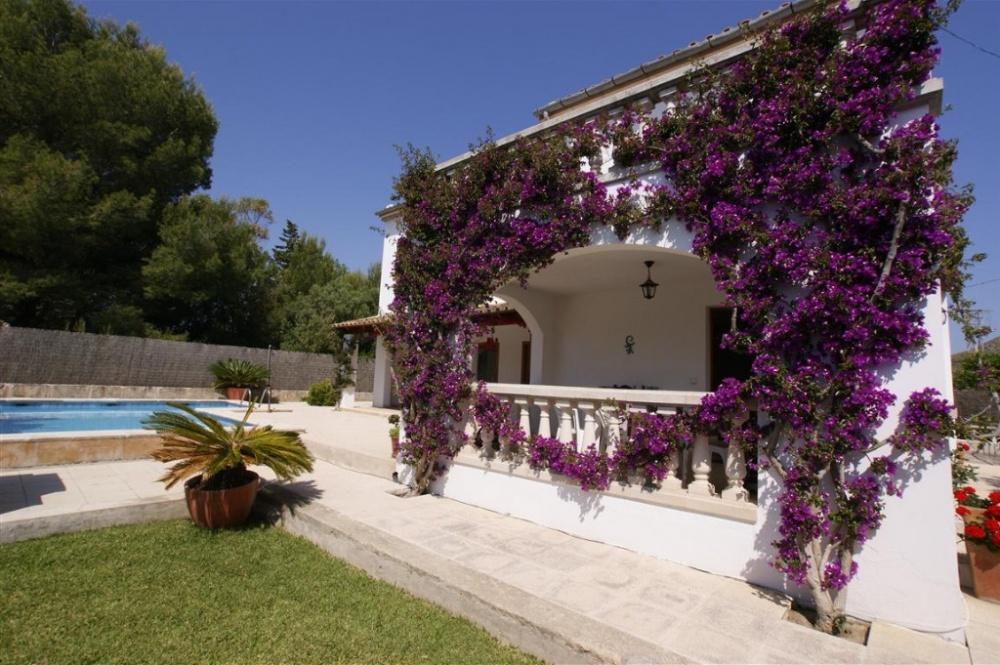 Beautiful Mediterranean villa close to Puerto Pollensa