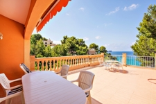 1 Villa with sea view in Costa de la Calma