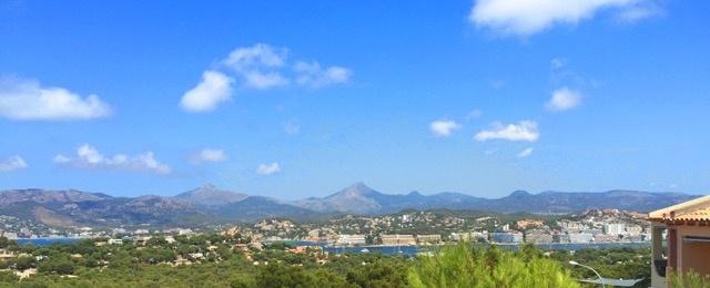 6 Newly built villa with breathtaking sea views in Nova Santa Ponsa