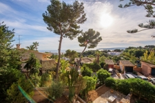 Blick von Villa in Costa den Blanes