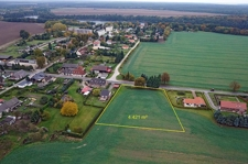 Luftbild Bauland