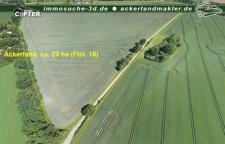 Ackerland ca. 23 ha