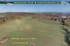 Luftbild Ackerland_Teterow