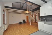 Wohnzimmer-Wohnküche