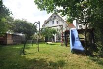 Garten Rutsche