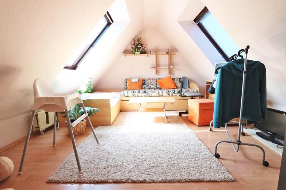 Dachbodenraum 1