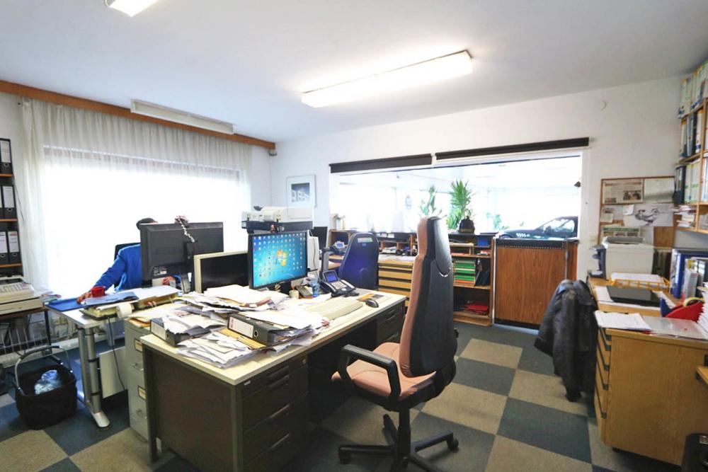 Betriebsbüro