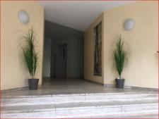 Haus-Eingang